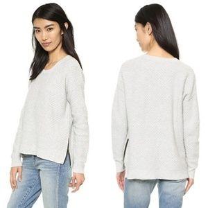 Madewell Landmark Texture Sweater Size Large